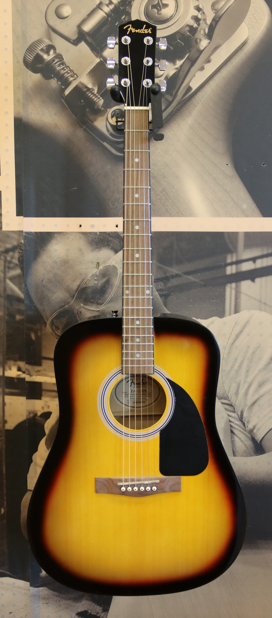 Fender FA-115 Dreiklang Akustische Gitarre