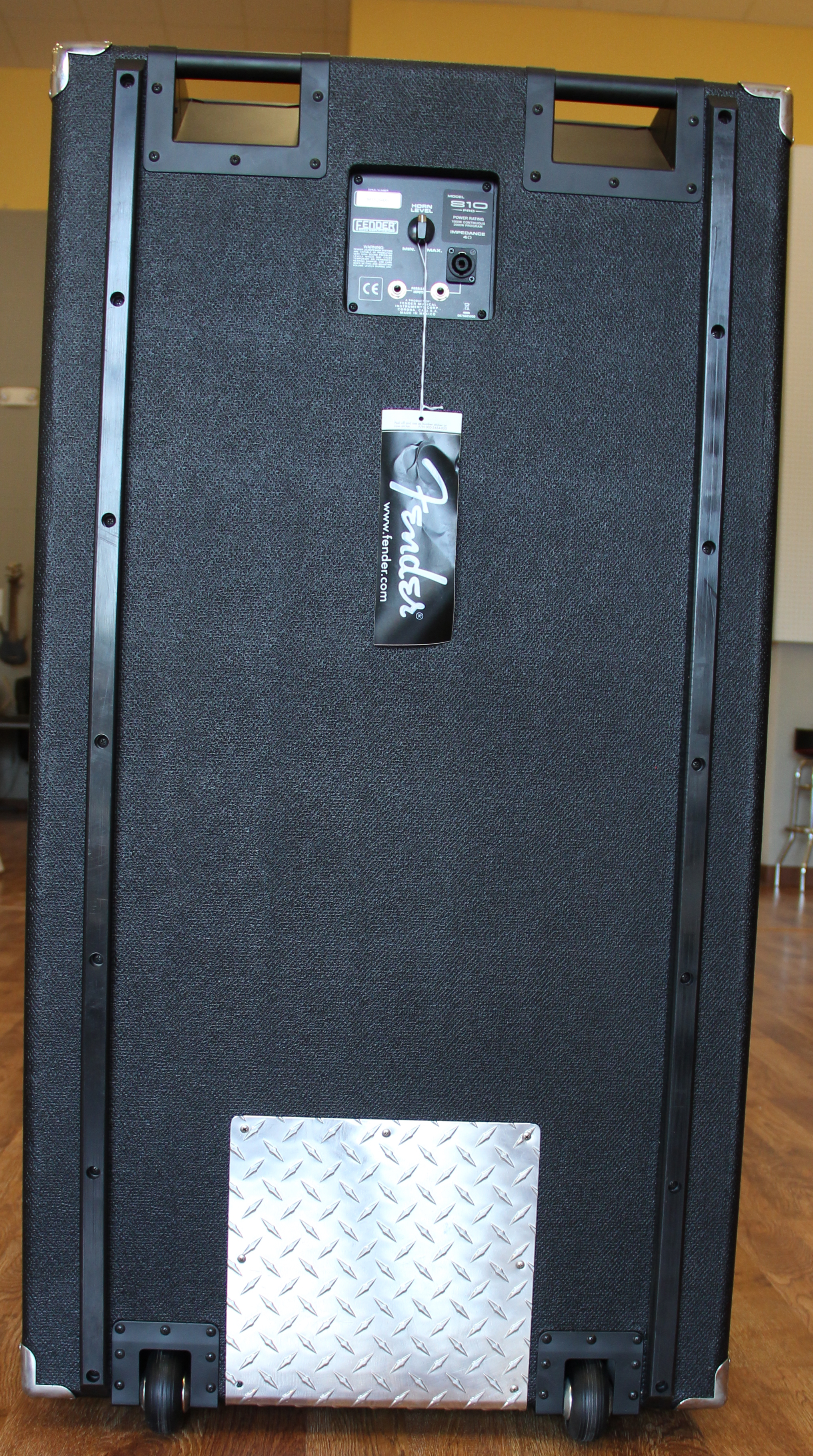 Fender 810 pro 8x10 bass cabinet ebay for 8x10 kitchen cabinets