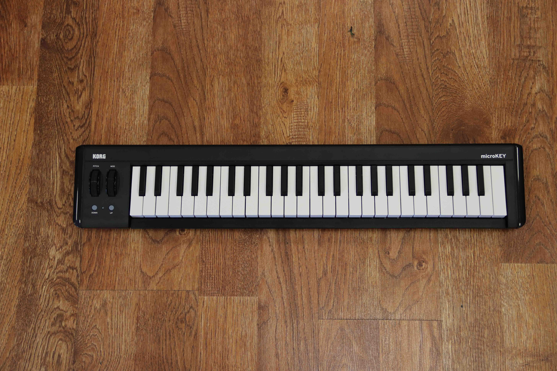 Korg-microKEY-49-Key-Compact-MIDI-Keyboard