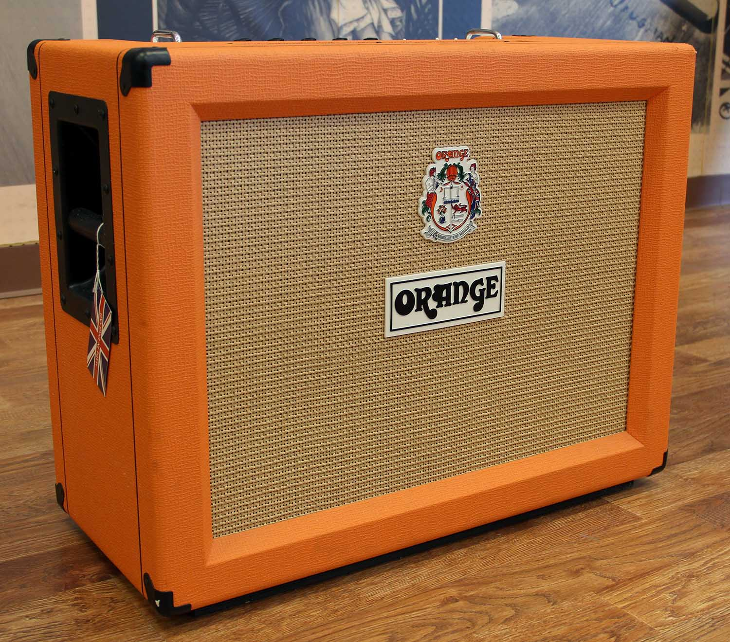 orange ad30tc 2x12 inch guitar combo amplifier ebay. Black Bedroom Furniture Sets. Home Design Ideas