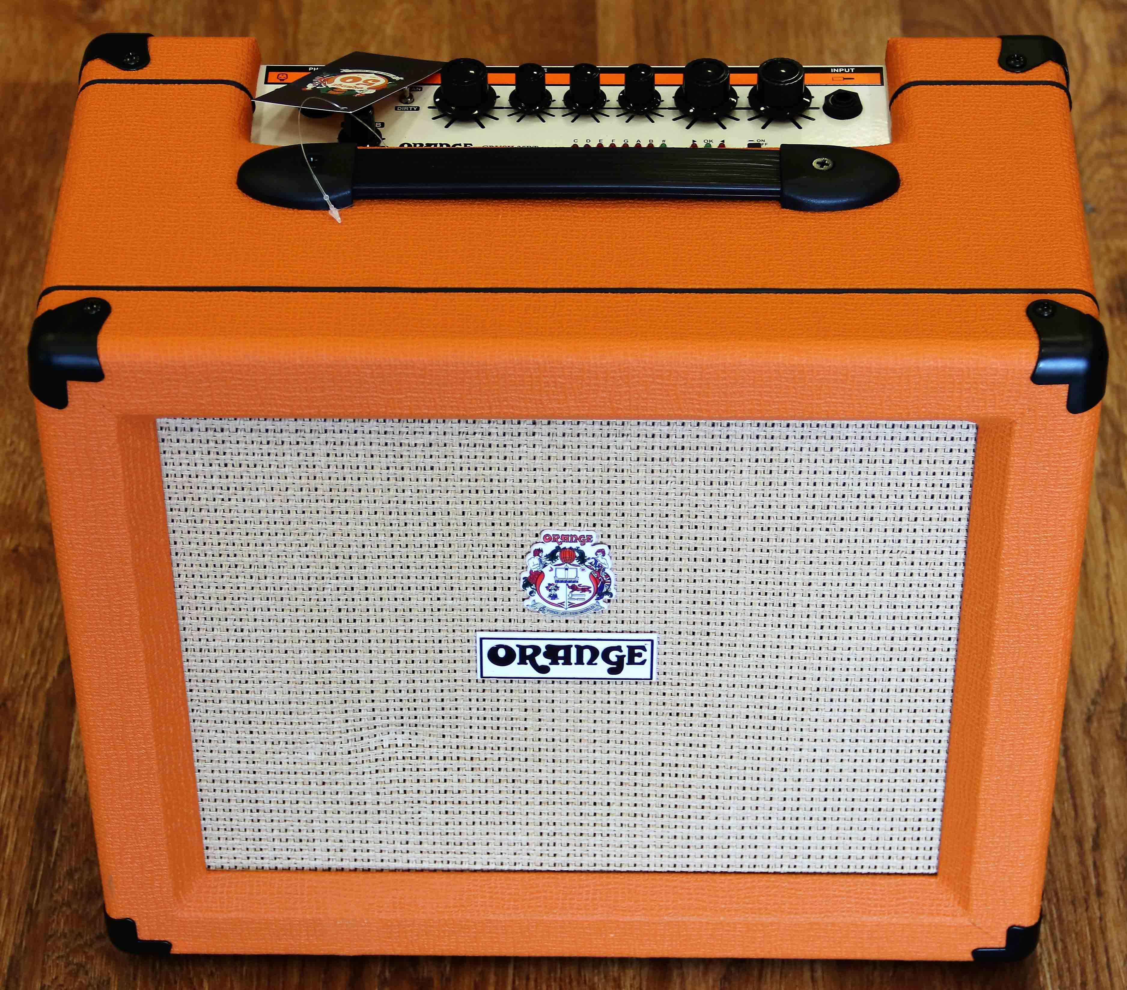 Orange-Crush-35RT-Guitar-Combo-Amplifier