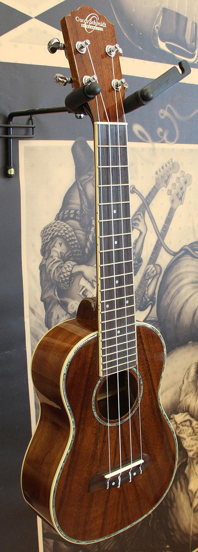 oscar schmidt ou6w wide neck tenor ukulele ebay. Black Bedroom Furniture Sets. Home Design Ideas