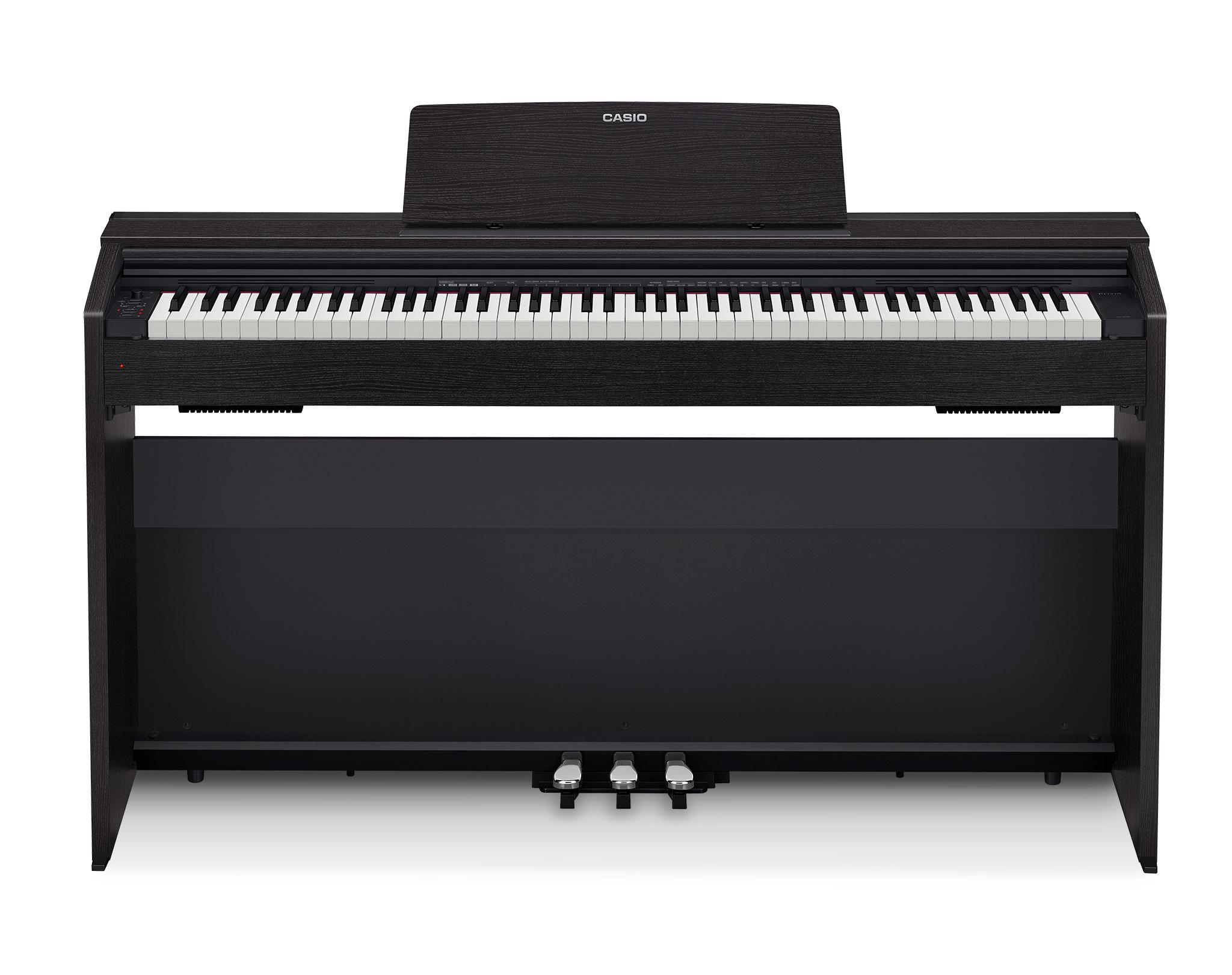 Casio Privia Px 870 Digital Piano Black W