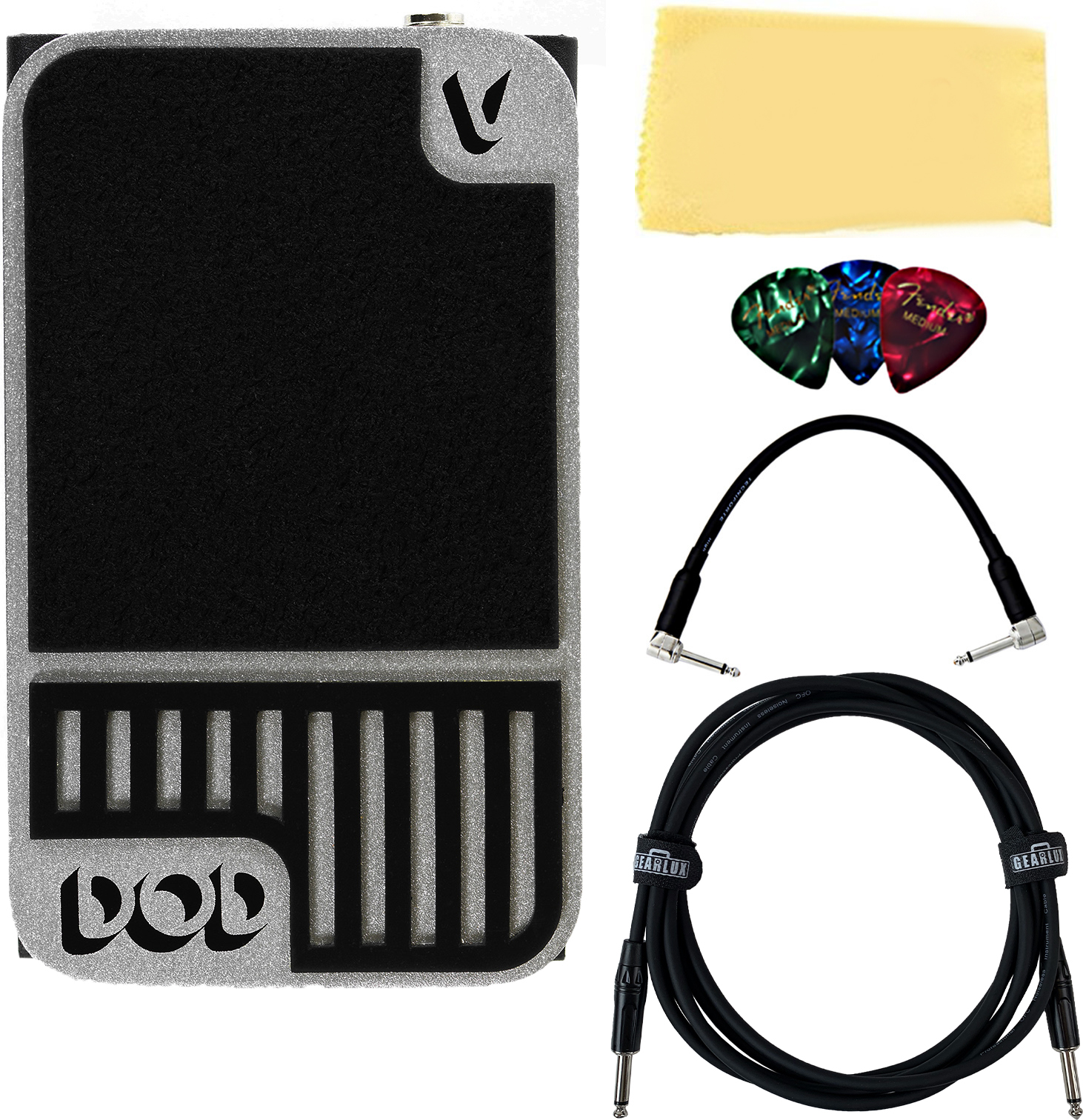 DigiTech DOD Mini Volume Pedal w  Cables