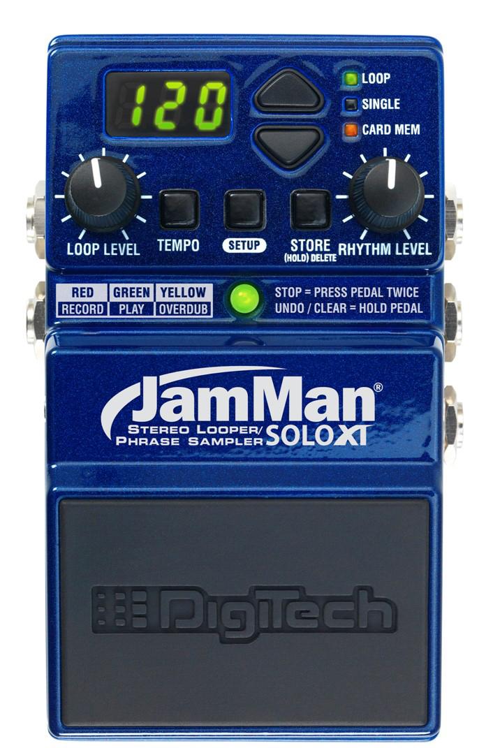 DigiTech JamMan Solo XT Looper Pedal