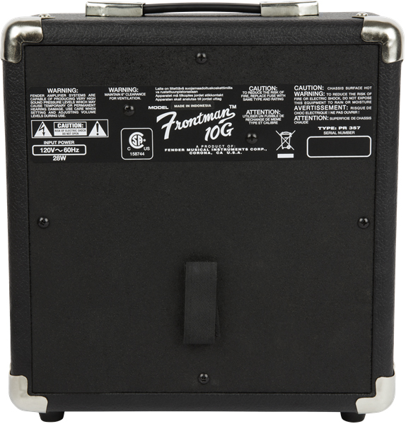 Fender Squier Strat Pack Sunburst w// Frontman 10G Amplifier