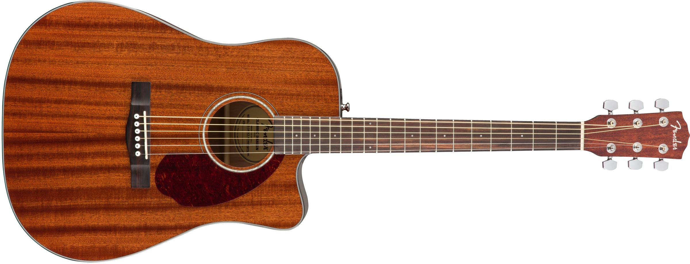 fender cd 140sce dreadnought acoustic electric guitar all mahogany 607595984243 ebay. Black Bedroom Furniture Sets. Home Design Ideas