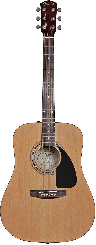Fender-FA-100-Dreadnought-Acoustic-Guitar-Natural