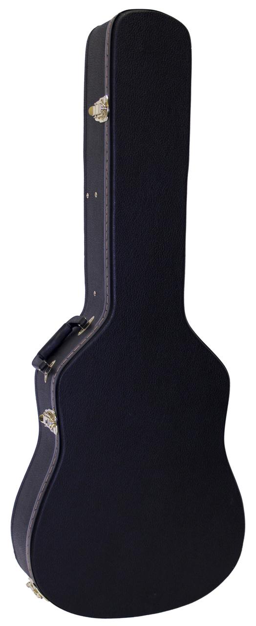 gearlux 12string acoustic guitar hardshell case for sale online ebay. Black Bedroom Furniture Sets. Home Design Ideas