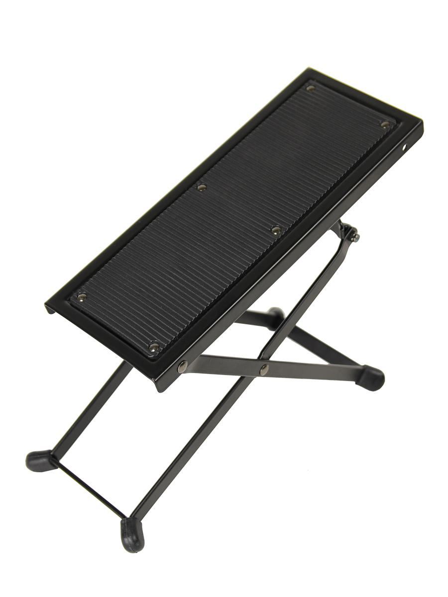 gearlux guitar foot rest 712392929059 ebay. Black Bedroom Furniture Sets. Home Design Ideas