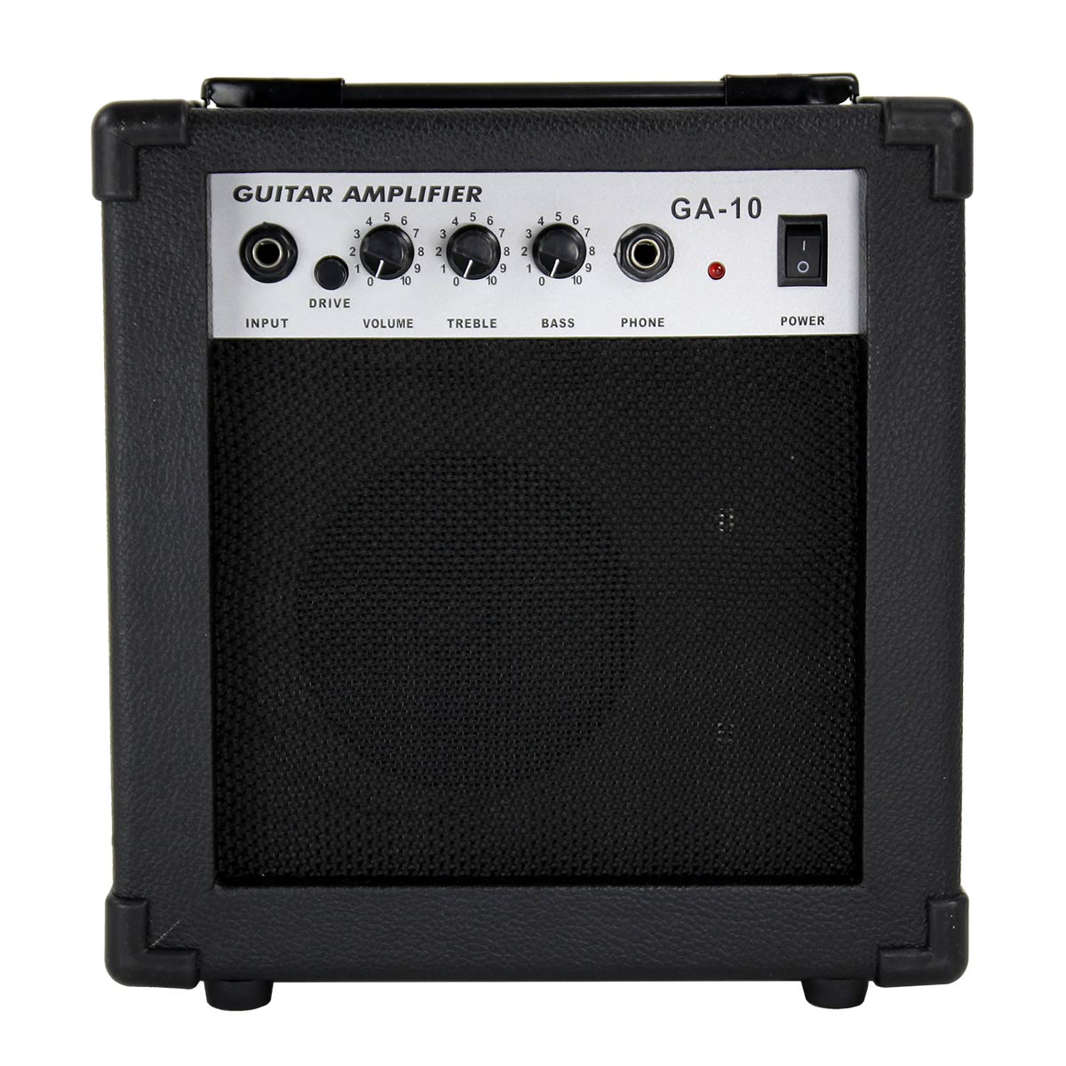 gearlux electric guitar practice amp. Black Bedroom Furniture Sets. Home Design Ideas