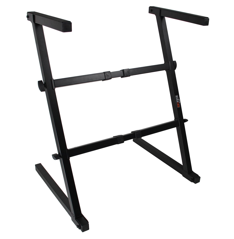 Gearlux Adjustable Z Style Keyboard Stand Ebay