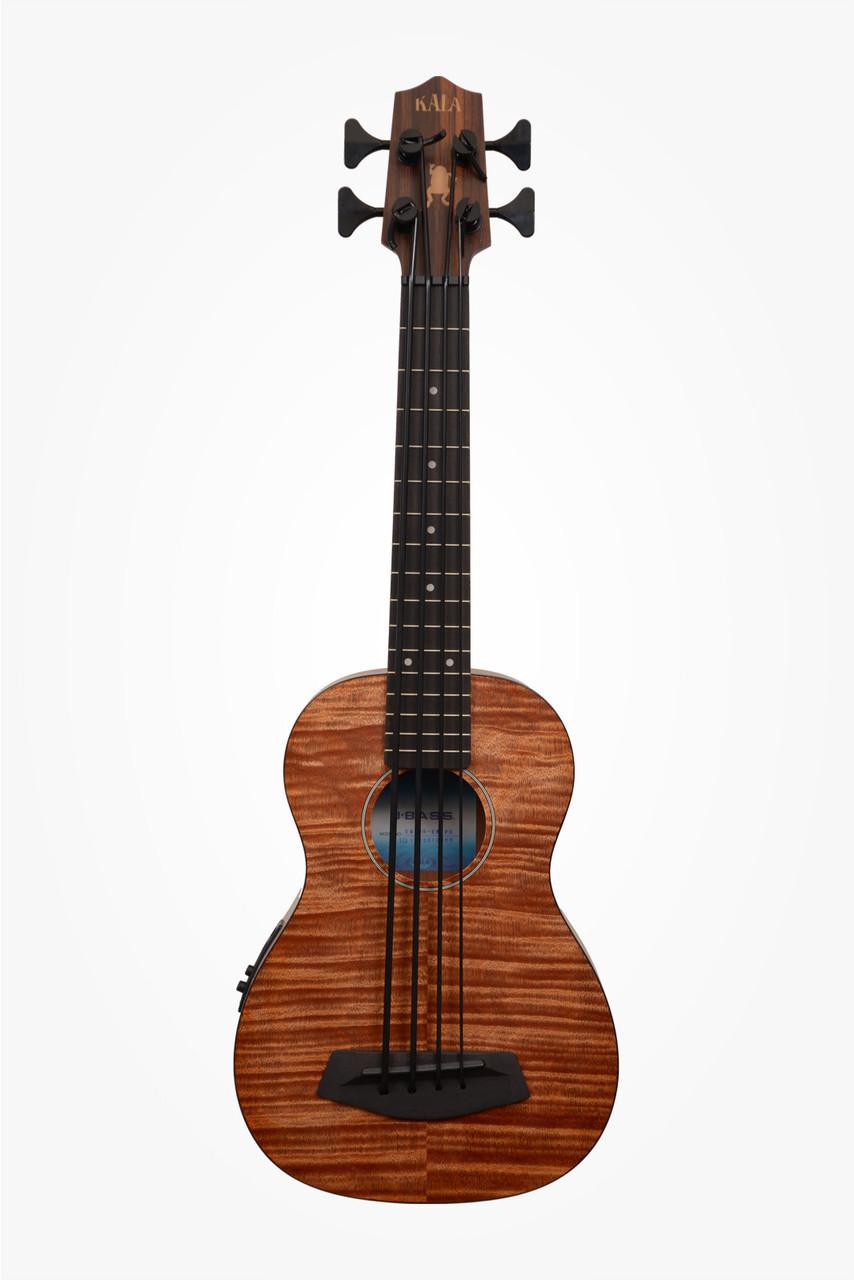kala u bass em fs exotic mahogany u bass 812040016268 ebay. Black Bedroom Furniture Sets. Home Design Ideas