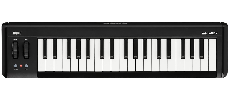 Korg-microKEY-37-Key-Compact-MIDI-Keyboard