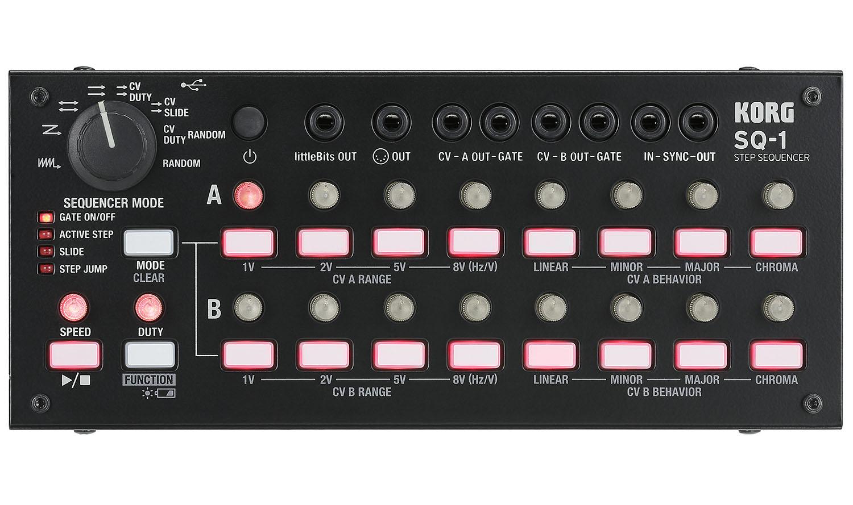 Korg-SQ-1-Step-Sequencer
