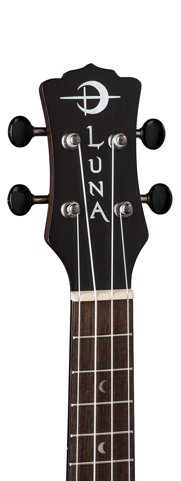 Luna Uke Artist Vintage Distressed Concert Ukulele Ukulele Ukulele w/ Gig Bag e77a94