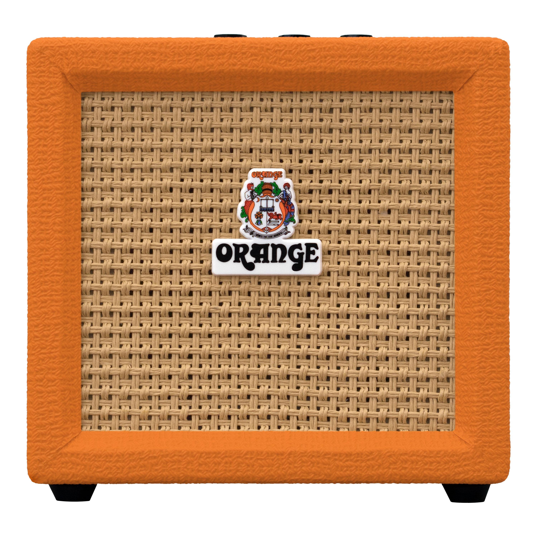 orange crush mini guitar combo amplifier w instrument cable 660845721272 ebay. Black Bedroom Furniture Sets. Home Design Ideas