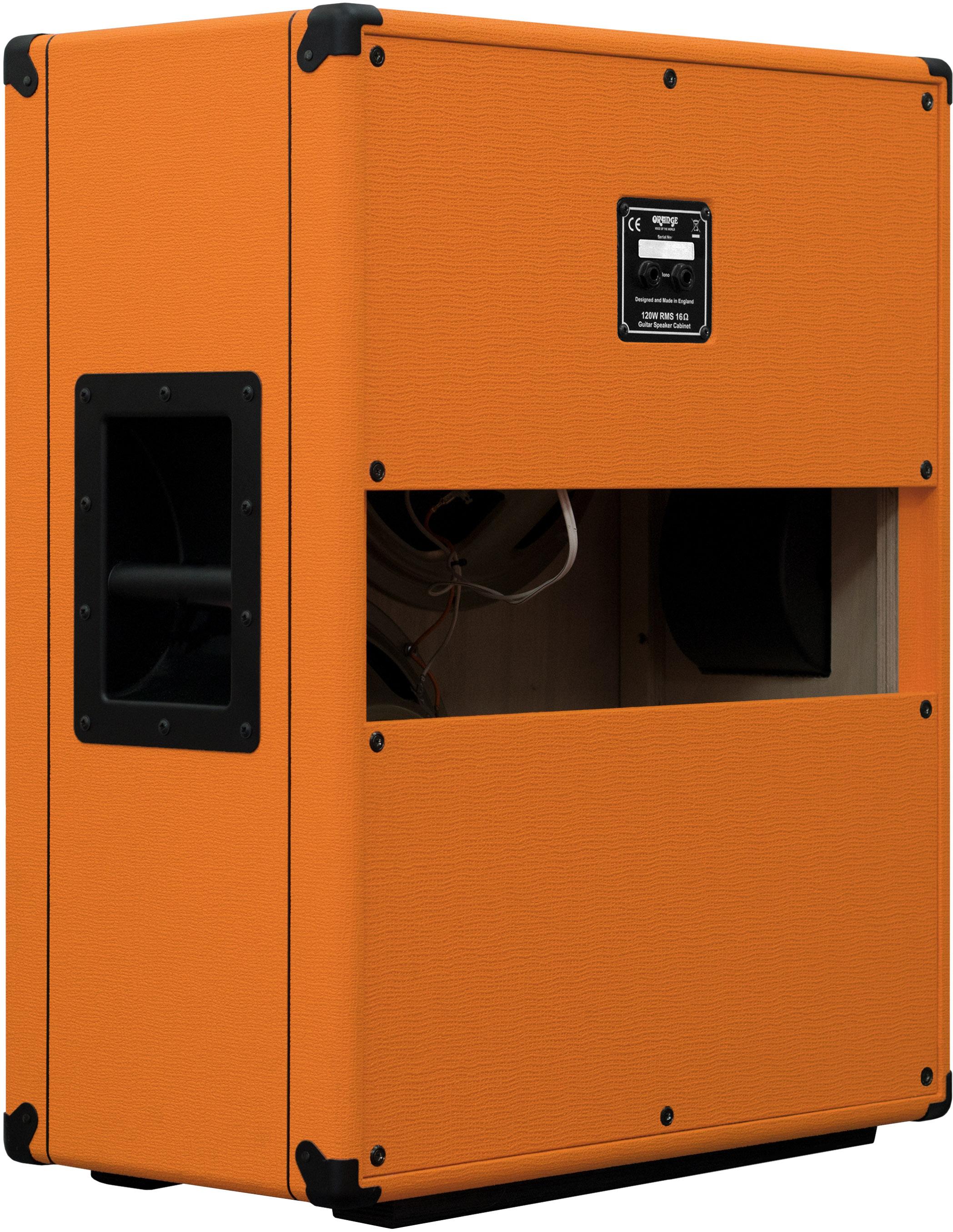 Orange-PPC212V-2x12-Inch-Vertical-Guitar-Amplifier-Cabinet thumbnail 4