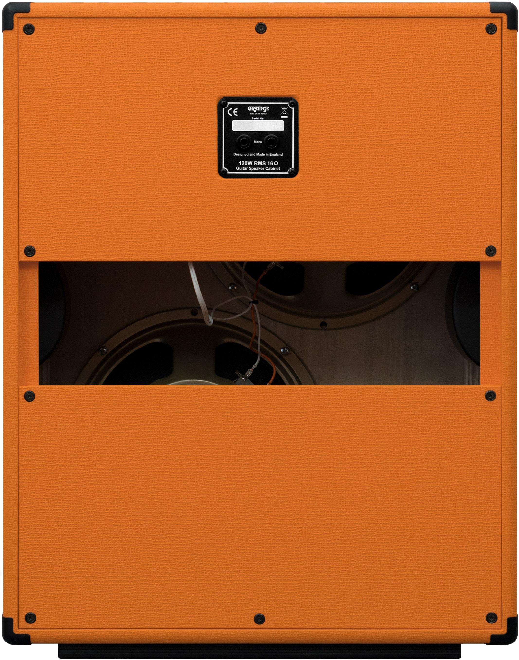 Orange-PPC212V-2x12-Inch-Vertical-Guitar-Amplifier-Cabinet thumbnail 5