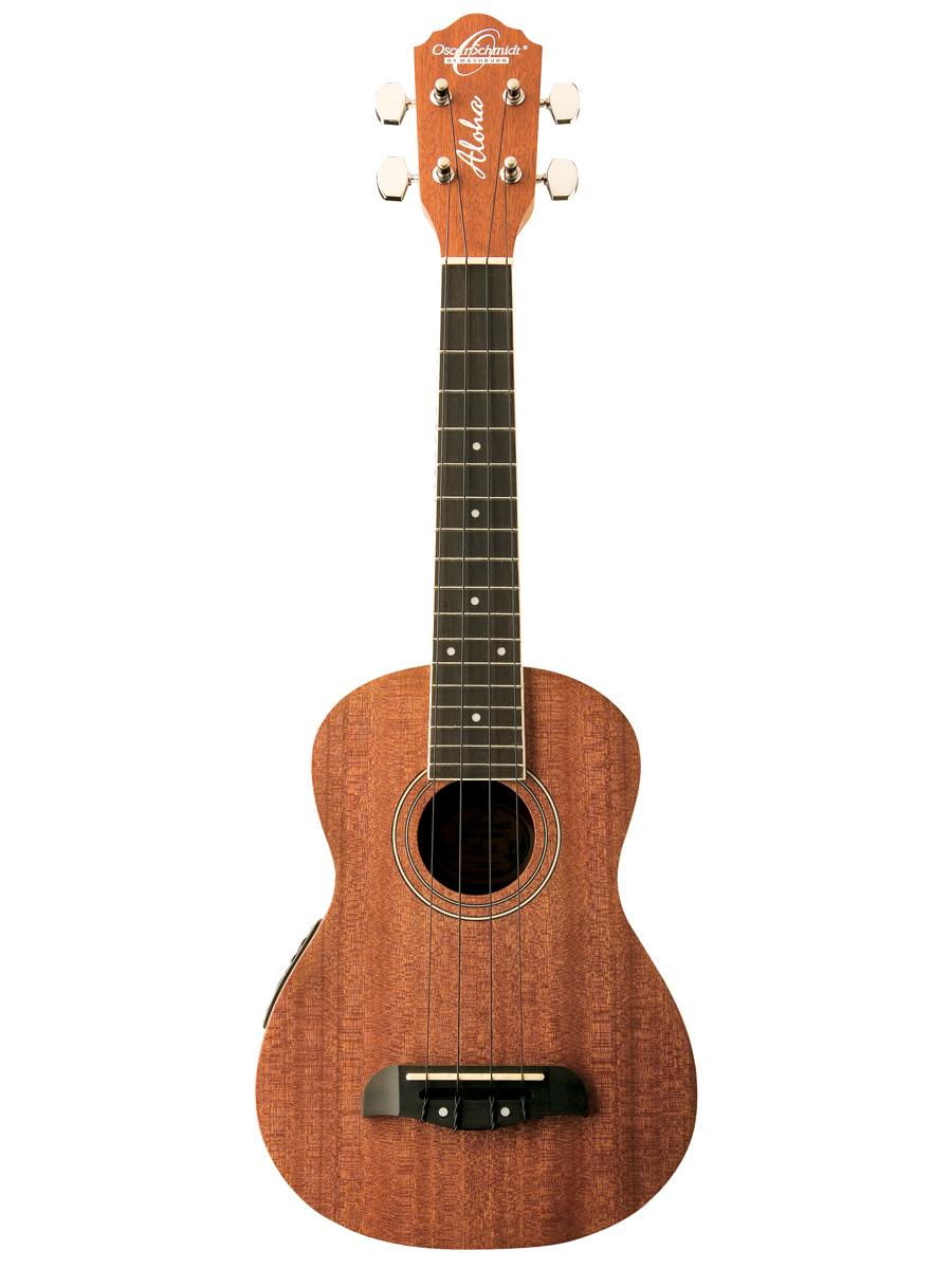 oscar schmidt ou2e concert acoustic electric ukulele 801128501079 ebay. Black Bedroom Furniture Sets. Home Design Ideas