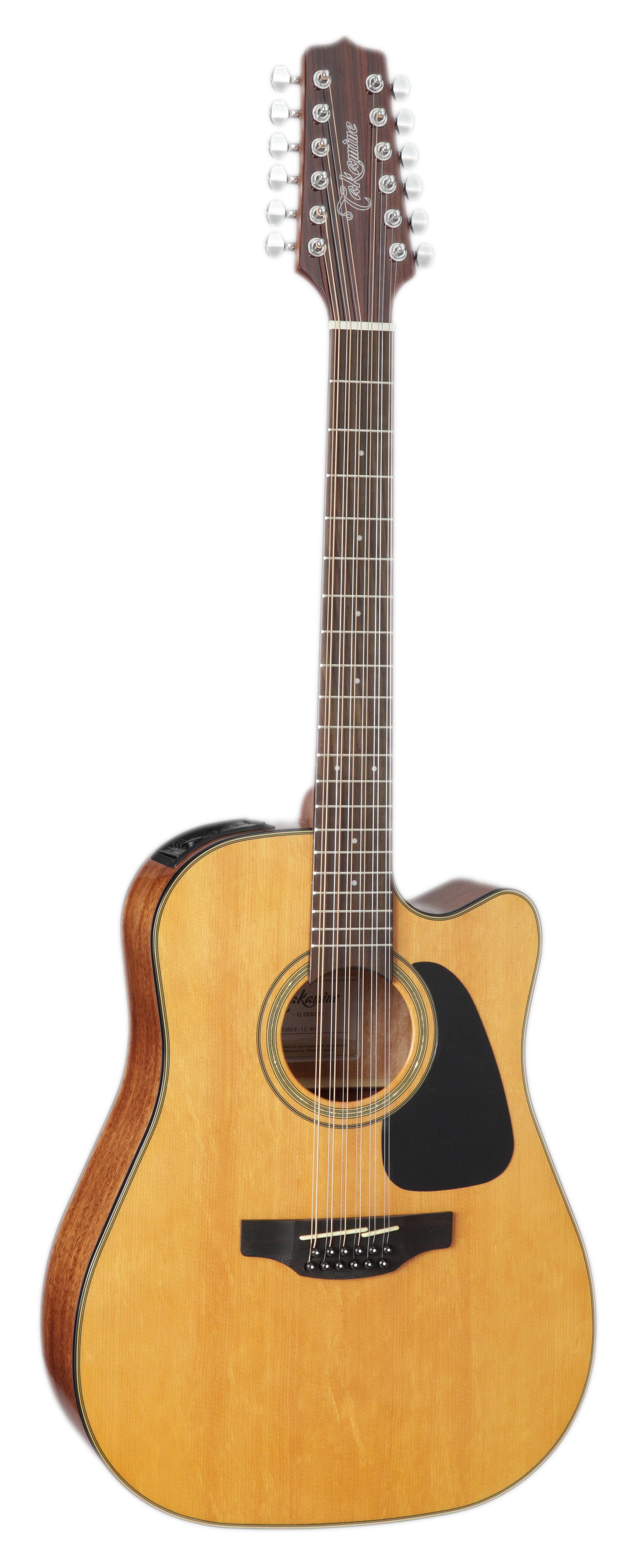 takamine gd30ce12 12 string dreadnought acoustic electric guitar w hard case 660845717374 ebay. Black Bedroom Furniture Sets. Home Design Ideas