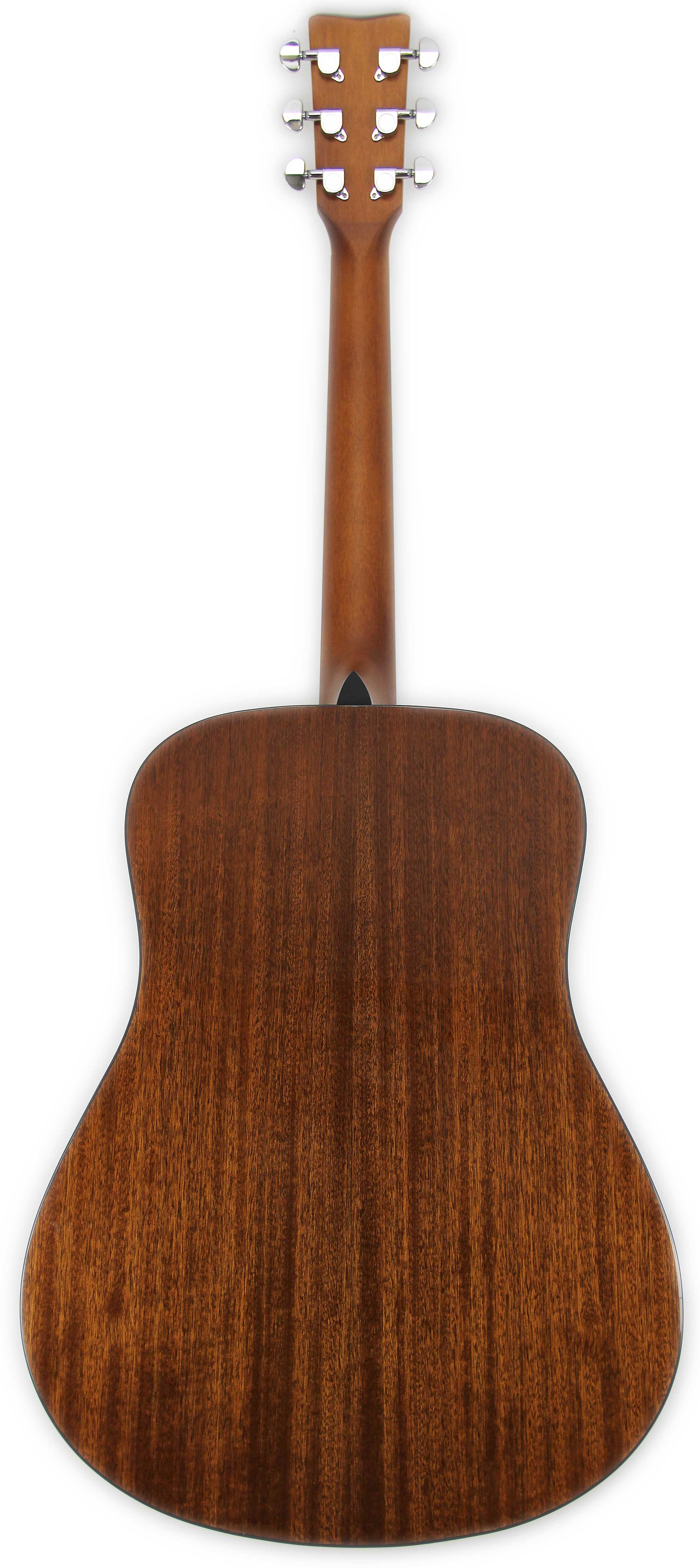 yamaha f325d dreadnought acoustic guitar natural w hard case ebay. Black Bedroom Furniture Sets. Home Design Ideas