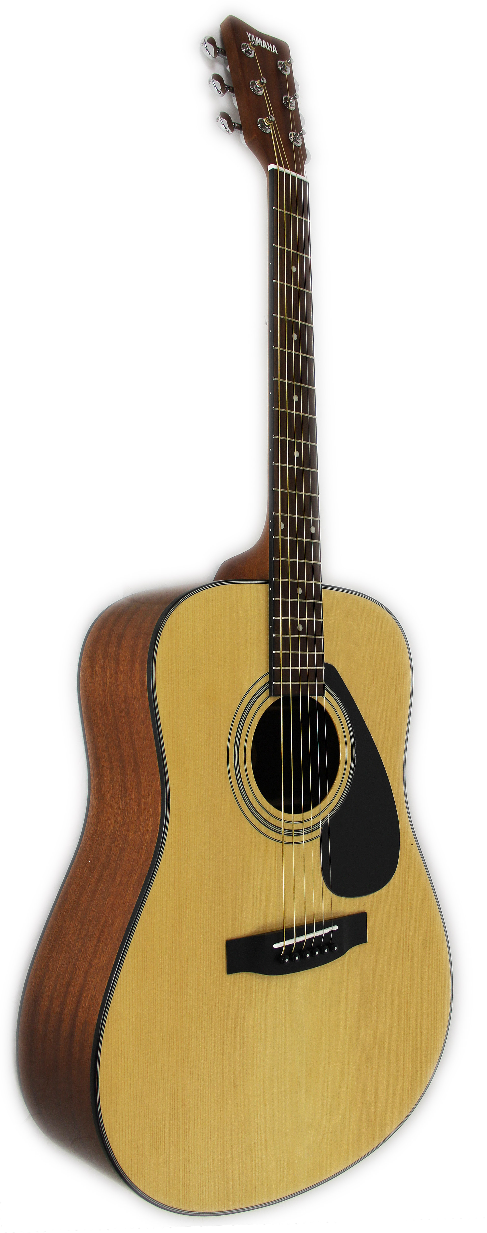 Yamaha f325d acoustic guitar w hard case ebay for Yamaha reface hard case