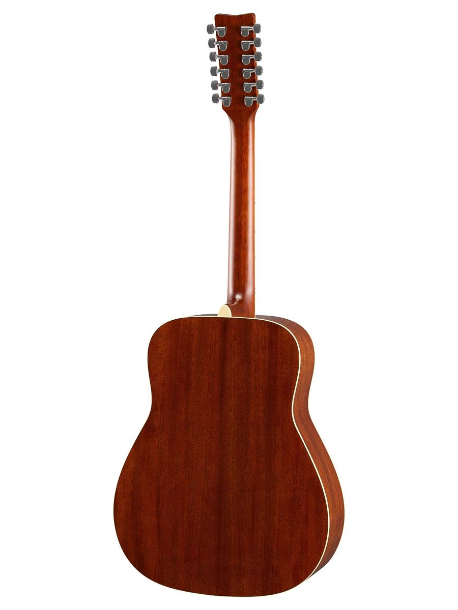 Is The Yamaha Fg Folk Guitar Have Steel Strings