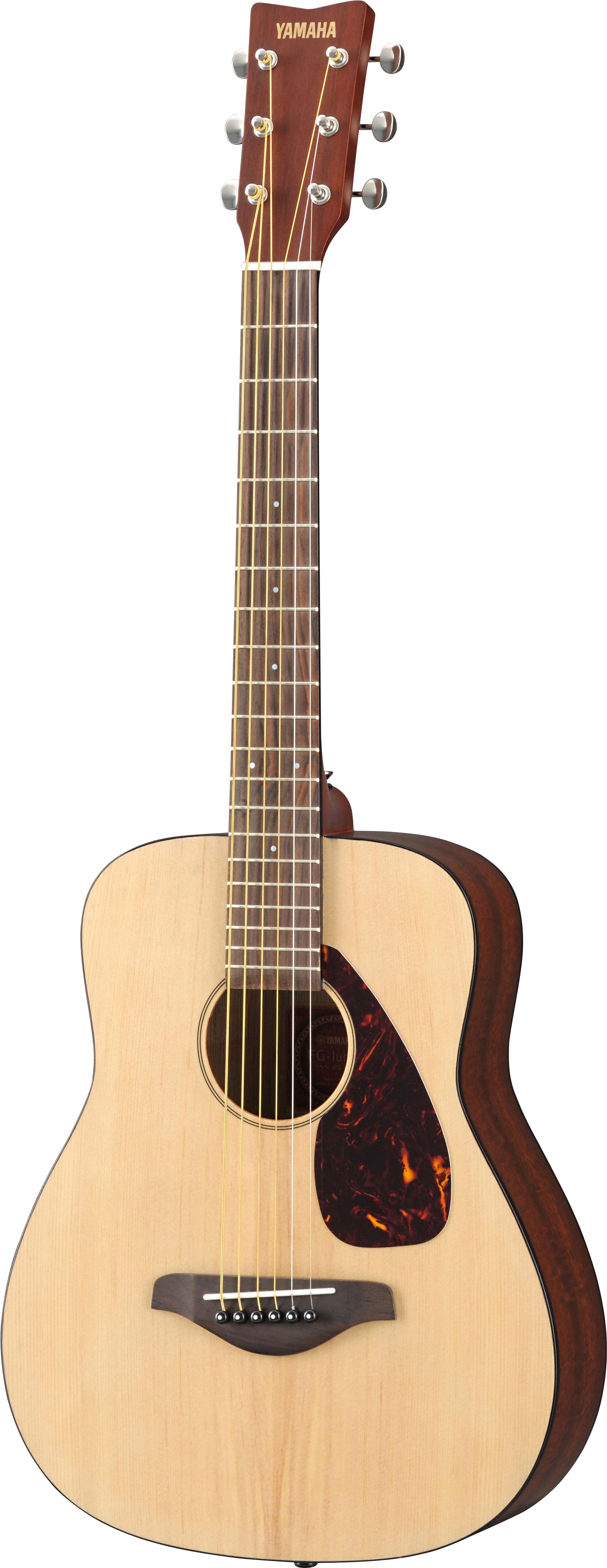Yamaha jr2 3 4 size acoustic guitar natural w gig bag for Yamaha acoustic guitar ebay