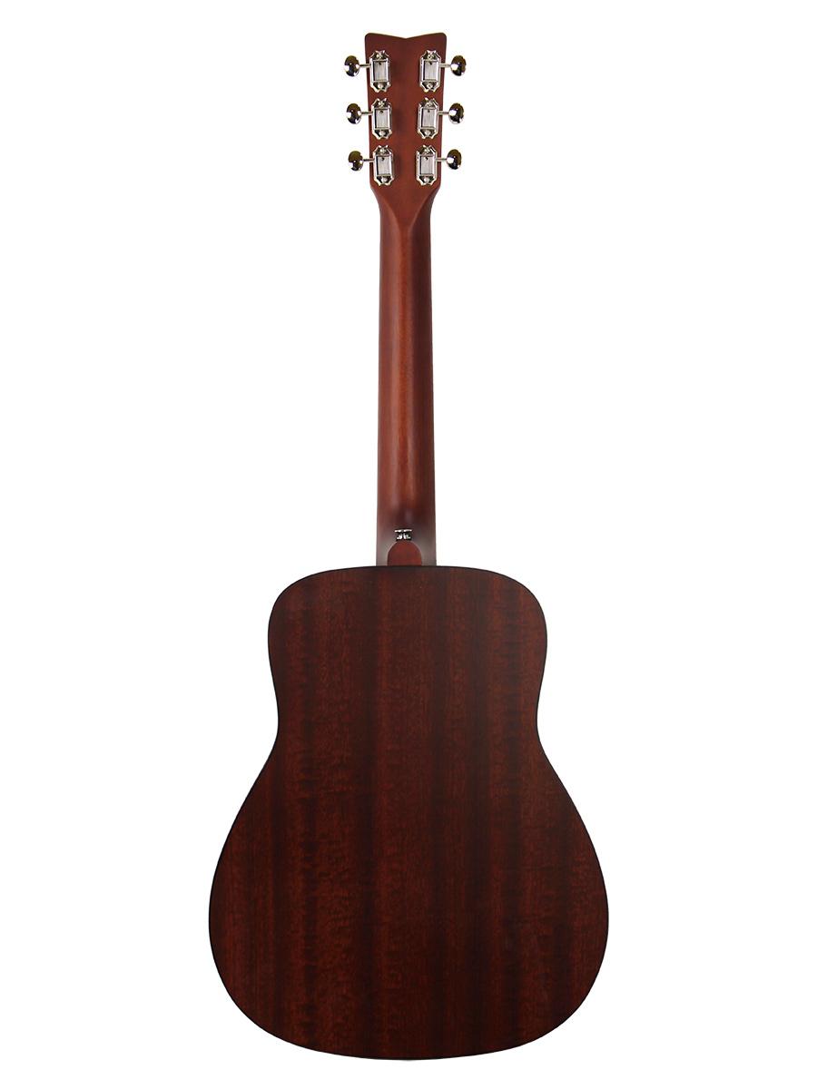 Yamaha jr2 3 4 size acoustic guitar tobacco sunburst ebay for Yamaha jr2 3 4