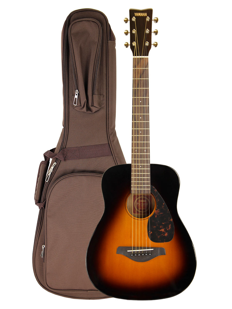 Yamaha jr2s 3 4 size solid spruce top acoustic guitar for Yamaha acoustic guitar ebay