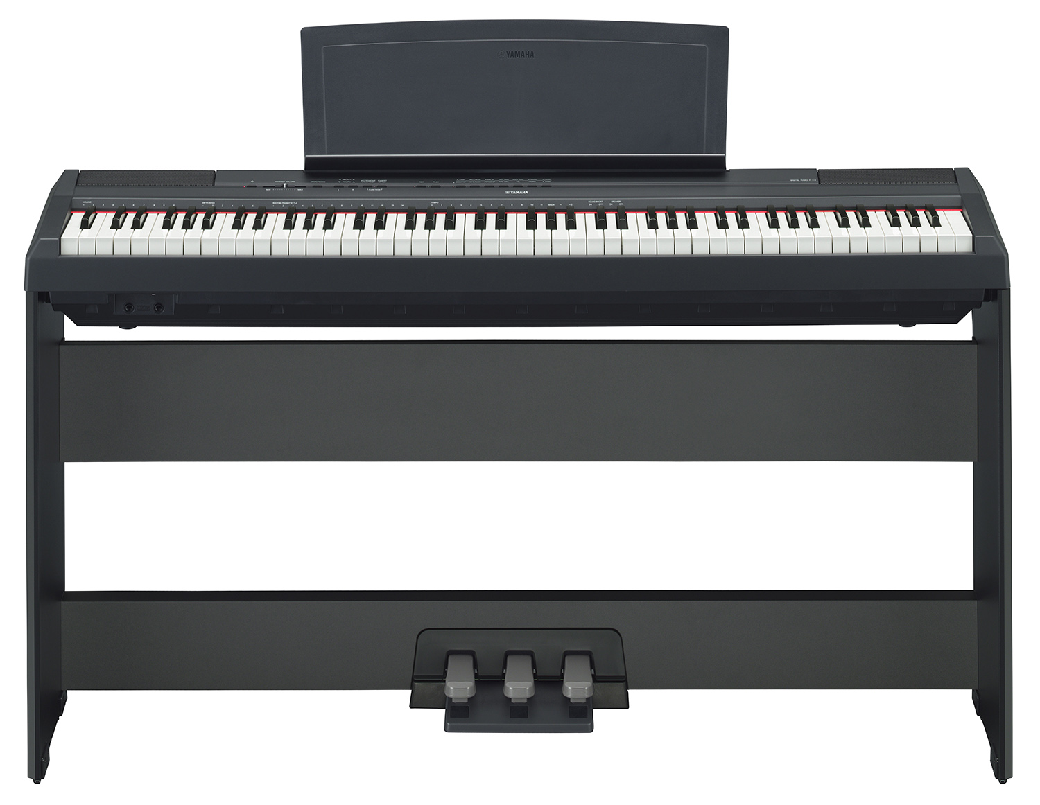 Yamaha p 115 digital piano w l85 stand lp 5a pedal for Ebay yamaha p115
