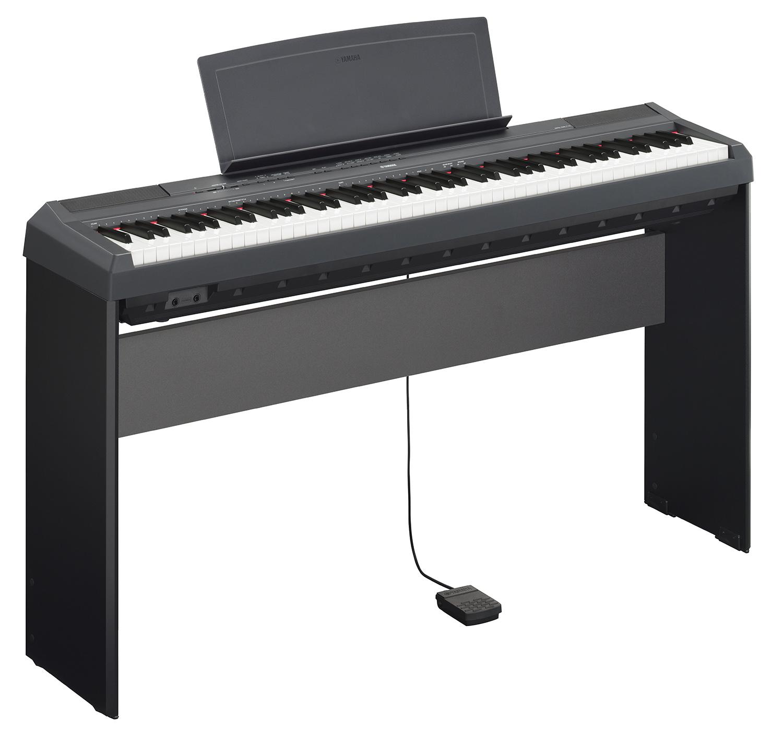 yamaha p 115 digital piano w l85 stand lp 5a pedal