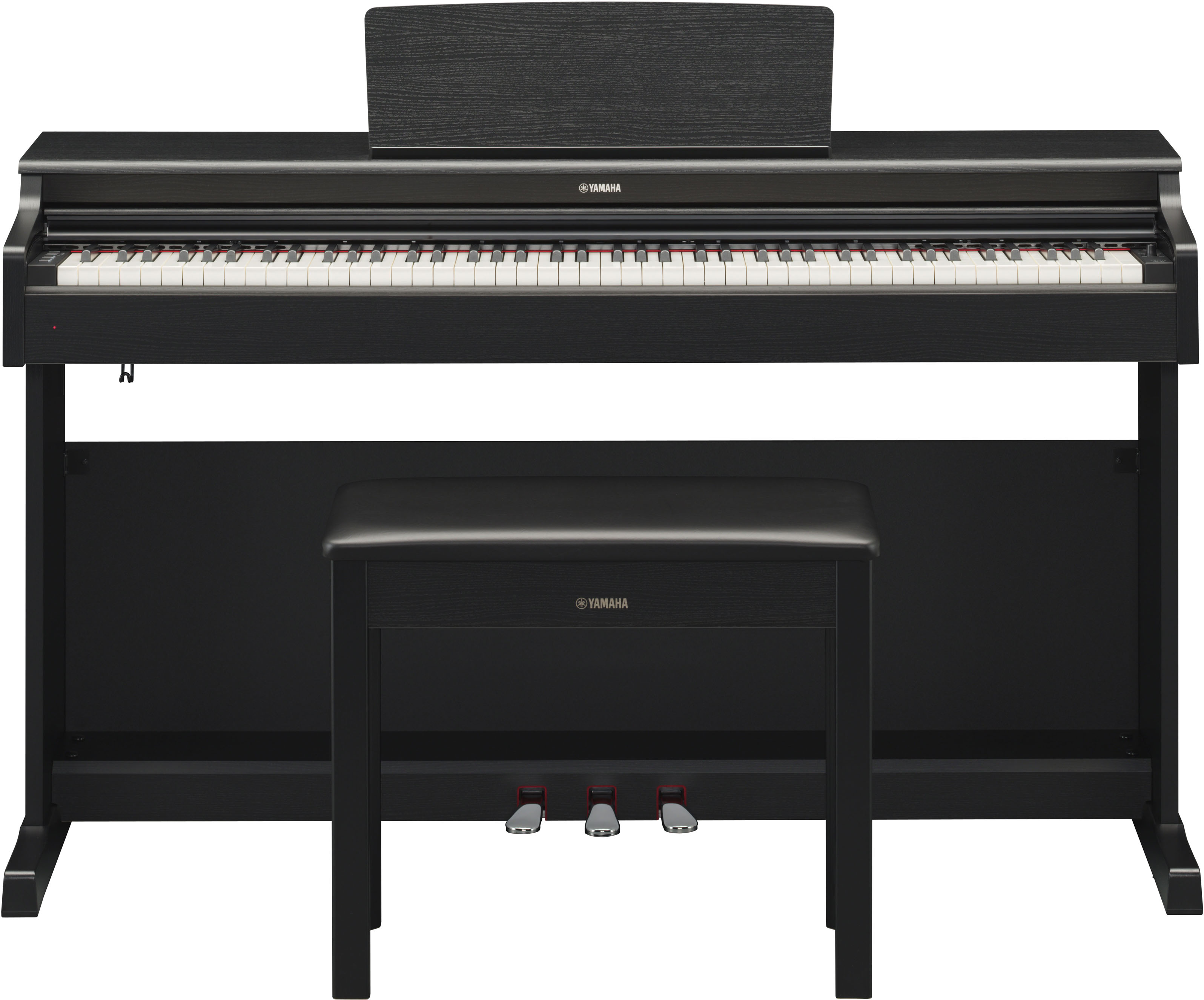 Yamaha Arius Ydp 164 Console Digital Piano Black W