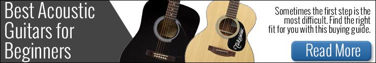 Best Acoustic Guitars for Beginners