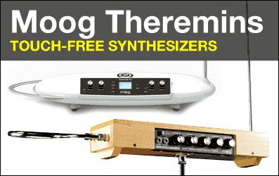 Shop Moog Theremin & Theremini