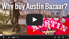 Why Buy Austin Bazaar? Watch Video