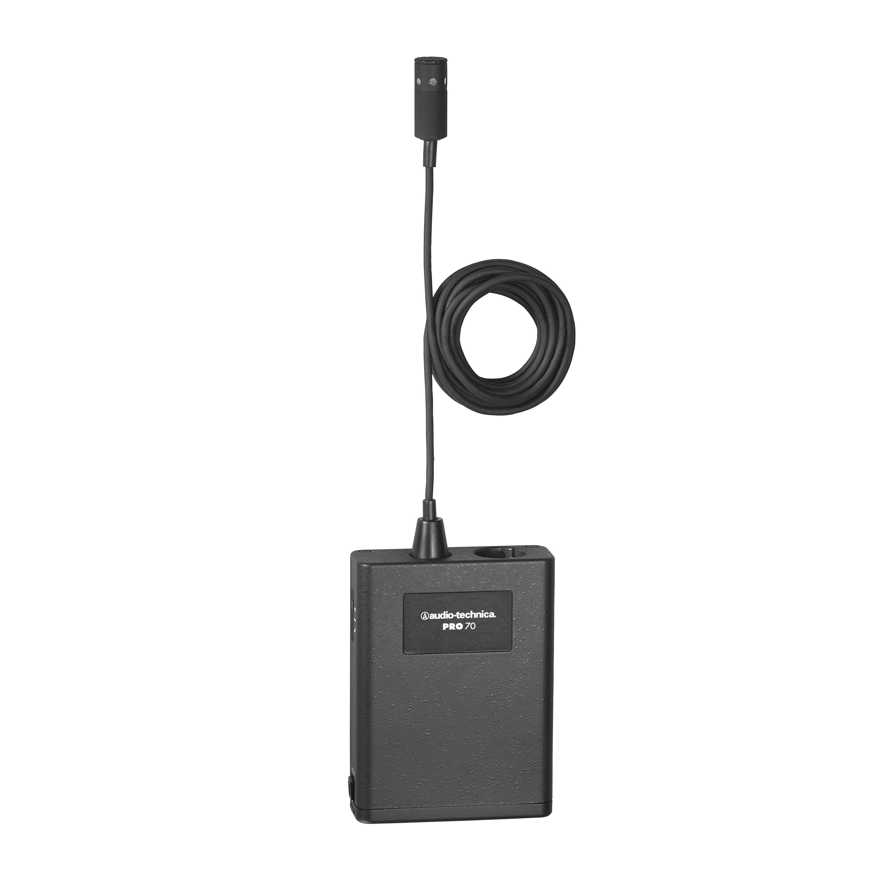 Audio-Technica PRO 70 Cardioid Condenser Lavalier/Instrument