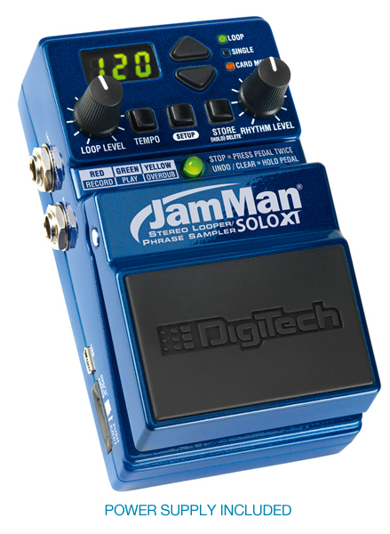 DigiTech-JamMan-Solo-XT-Looper-Pedal miniature 5