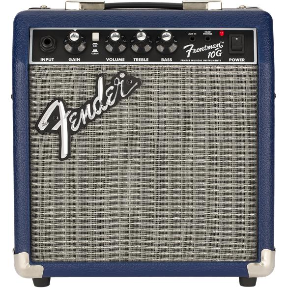 Fender Frontman 10G Electric Guitar Amplifier - Midnight Blu