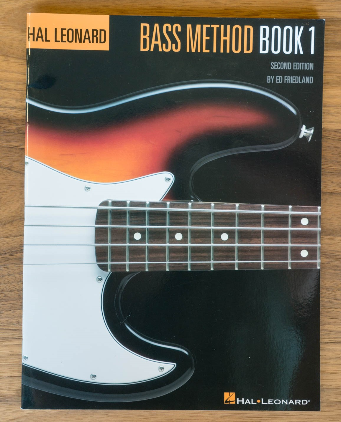 "/""BASS 1/"" NEW FAST TRACK INSTRUCTION BOOK//CD"