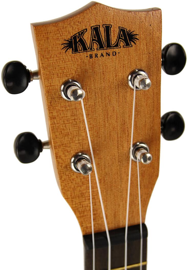 Kala LTP-S Learn to Play Mahogany Ukulele Starter Kit w/ Gig Bag
