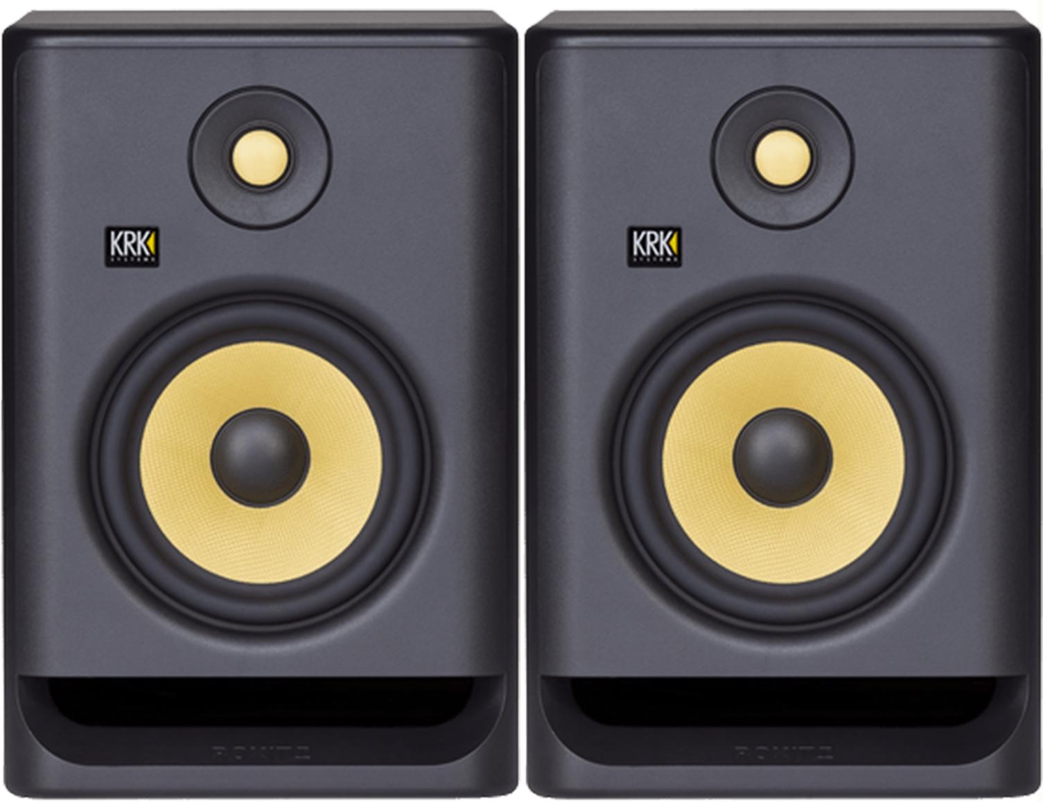 KRK Rokit 7 G4 7-Inch Studio Monitor - Pair