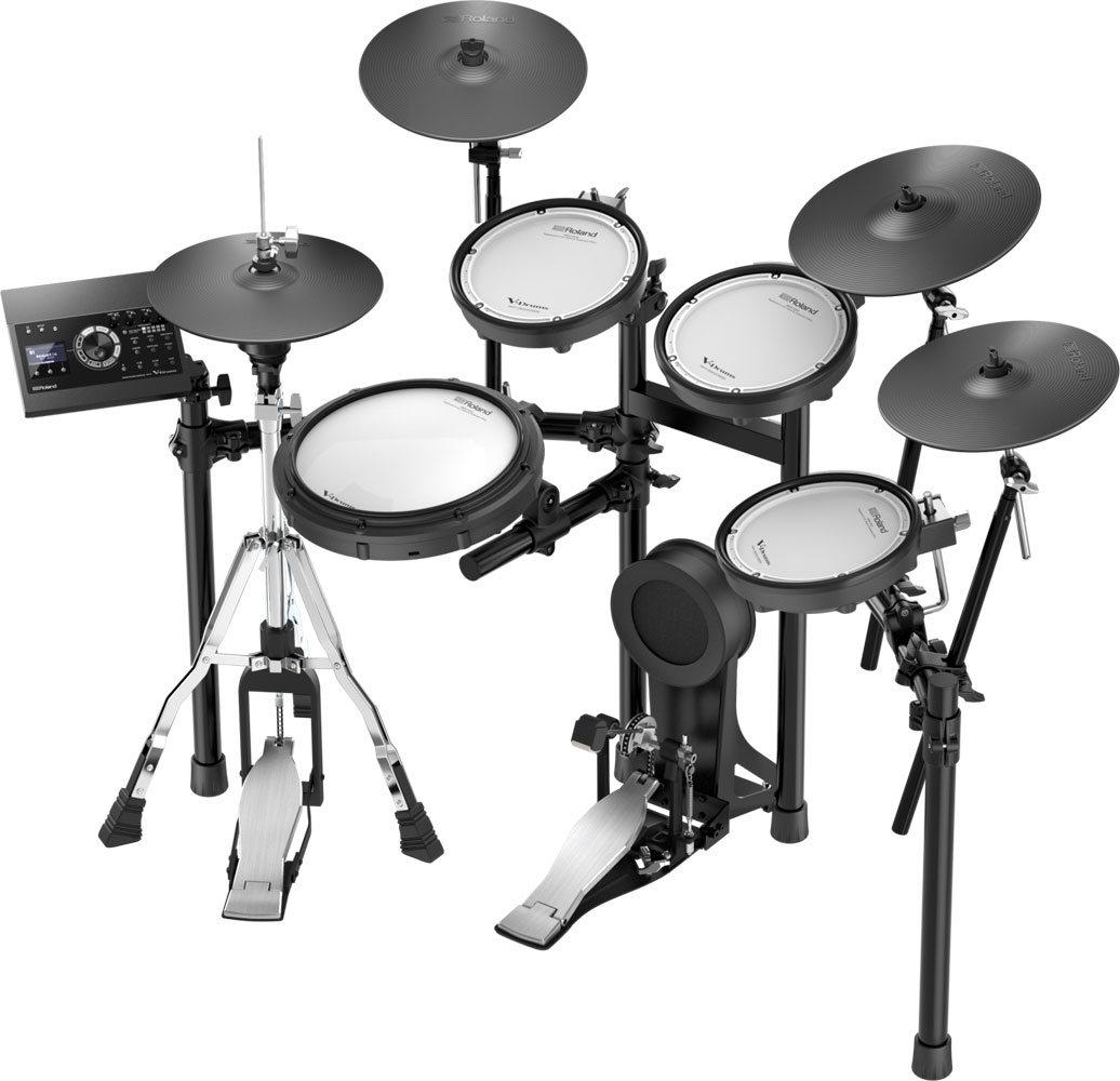 Roland Td 17kvx V Drums Electronic Drum Set Ebay