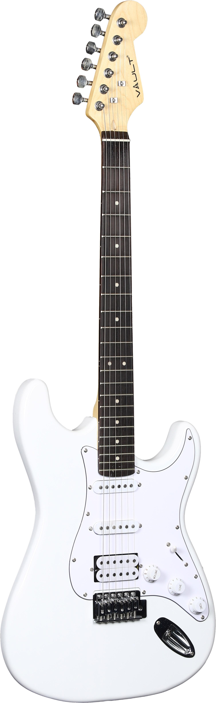 Black w// Amplifier Vault Electric Guitar