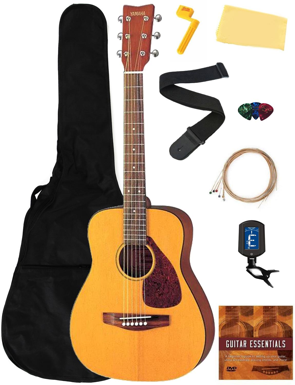 Yamaha JR1 Junior-Size 3/4-Size Acoustic Guitar w/ Gig Bag