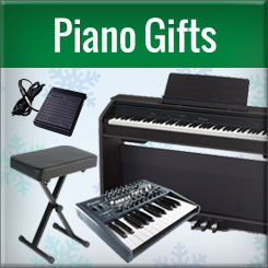 Digital Piano & Keyboard Gifts