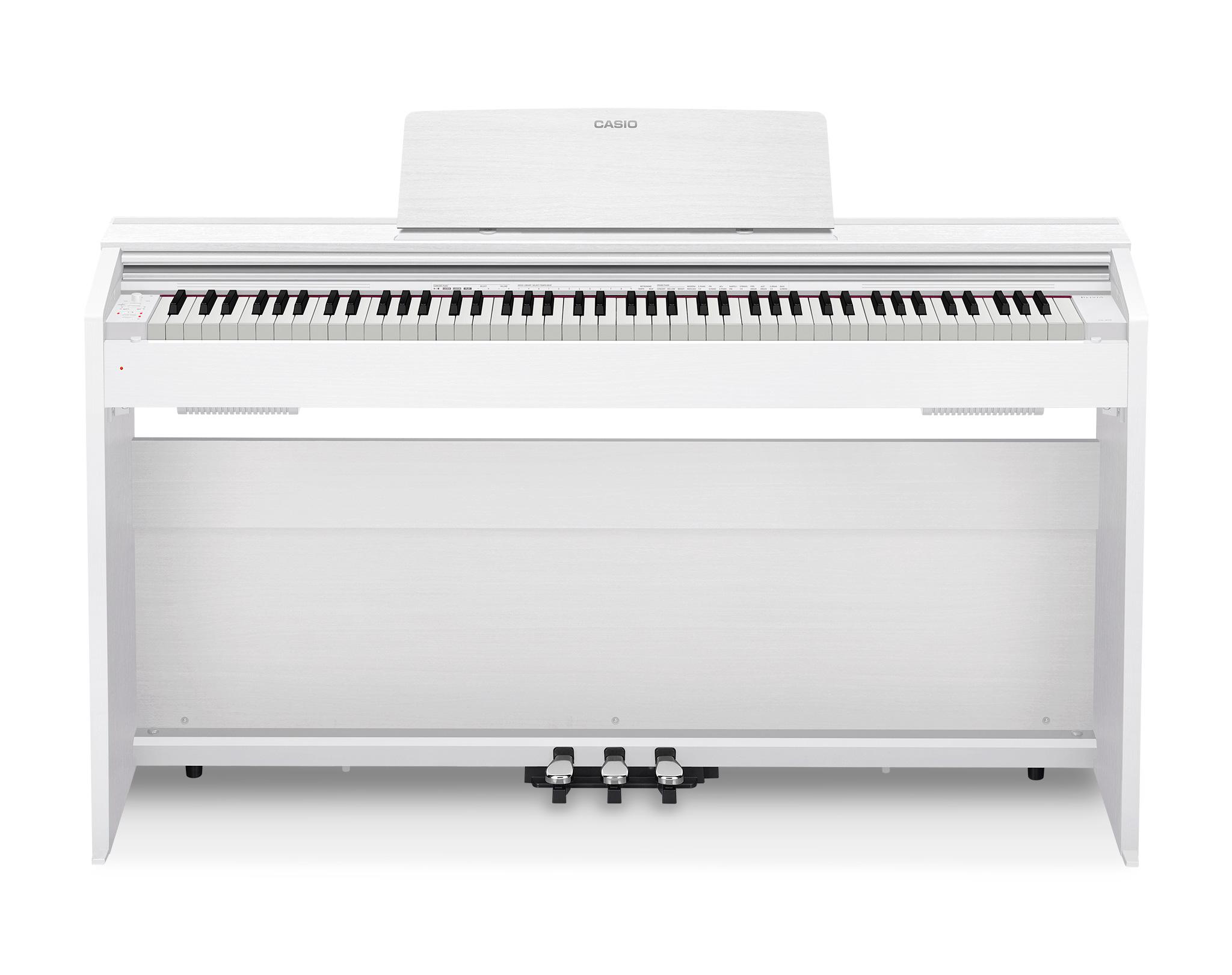 what 39 s new casio privia px 870 vs px860 digital pianos austin bazaar music. Black Bedroom Furniture Sets. Home Design Ideas