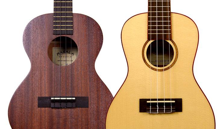 Ukulele Wood Comparison - Different Ukulele Wood Types