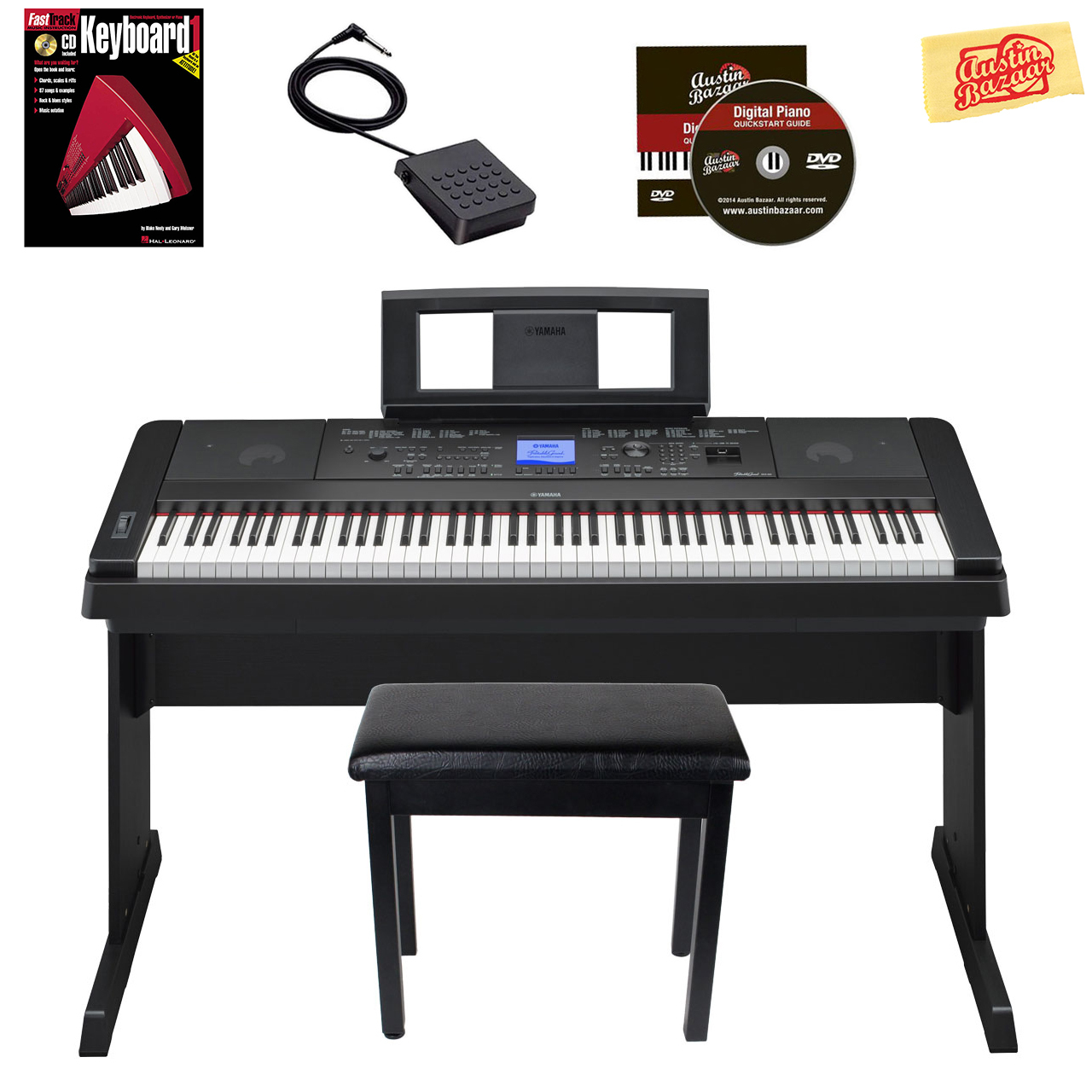 gifts for piano players austin bazaar music. Black Bedroom Furniture Sets. Home Design Ideas